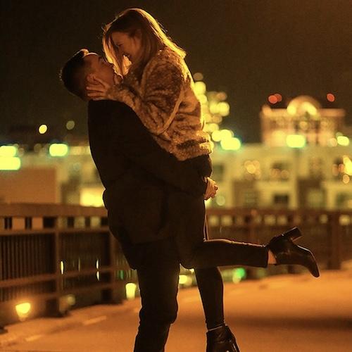 Laura and Garrick – Romantic Views Proposal