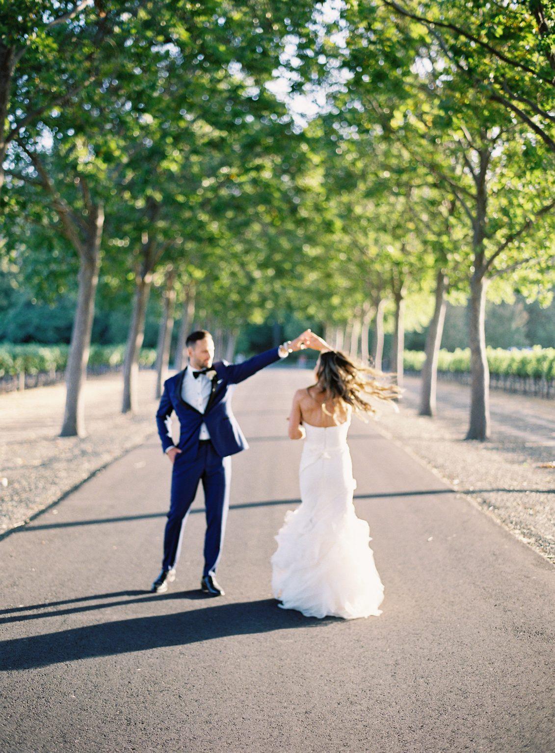 Danielle and Garrett - Dream Garden Wedding!