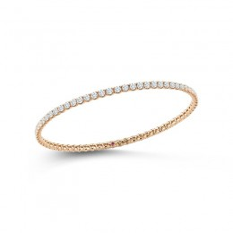 Roberto Coin Classic Diamond Bangle