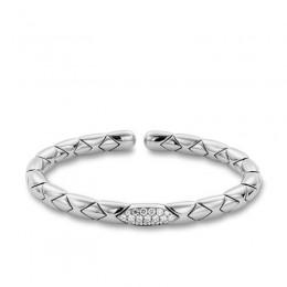 Hulchi Belluni Flex  Bracelet, 18K White Gold