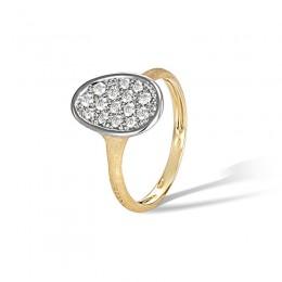 Marco Bicego Lunaria Diamond Ring