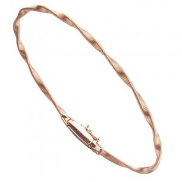 Marrakech Rose Gold Stackable Bangle