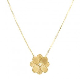 Marco Bicego Petali Small Flower Pendant