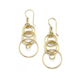 IPPOLITA Classico Mini Jet Set Earrings