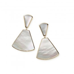 IPPOLITA Polished Rock Candy® 2 Piece Large Drop Earring Mother of Pearl