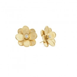 Petail Flower Stud Earrings