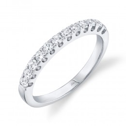 0.50ct 14k White Gold Diamond Lady