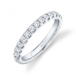 0.55ct 14k White Gold Diamond Lady