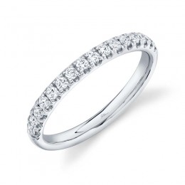 0.40ct 14k White Gold Diamond Lady