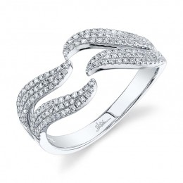 0.35ct 14k White Gold Diamond Lady