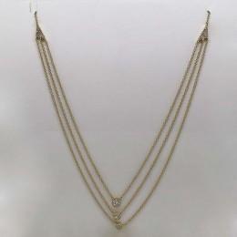 0.35Ct Diamond Necklace