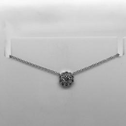 0.42Ct Diamond Necklace