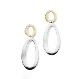 IPPOLITA Chimera Classico Long Snowman Post Earring