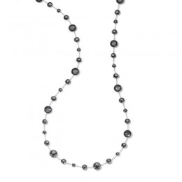 IPPOLITA Lollipop® Lollitini Long Necklace in Hematite