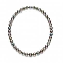 Mikimoto Black South Sea Pearl Strand